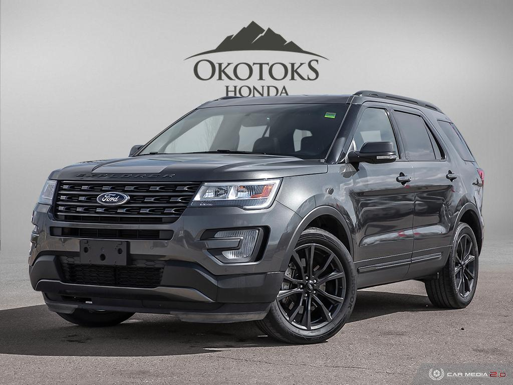 Used 2017 Ford Explorer XLT - 4WD