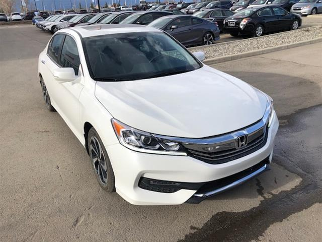 Used 2017 Honda Accord Sedan L4 EX-L CVT