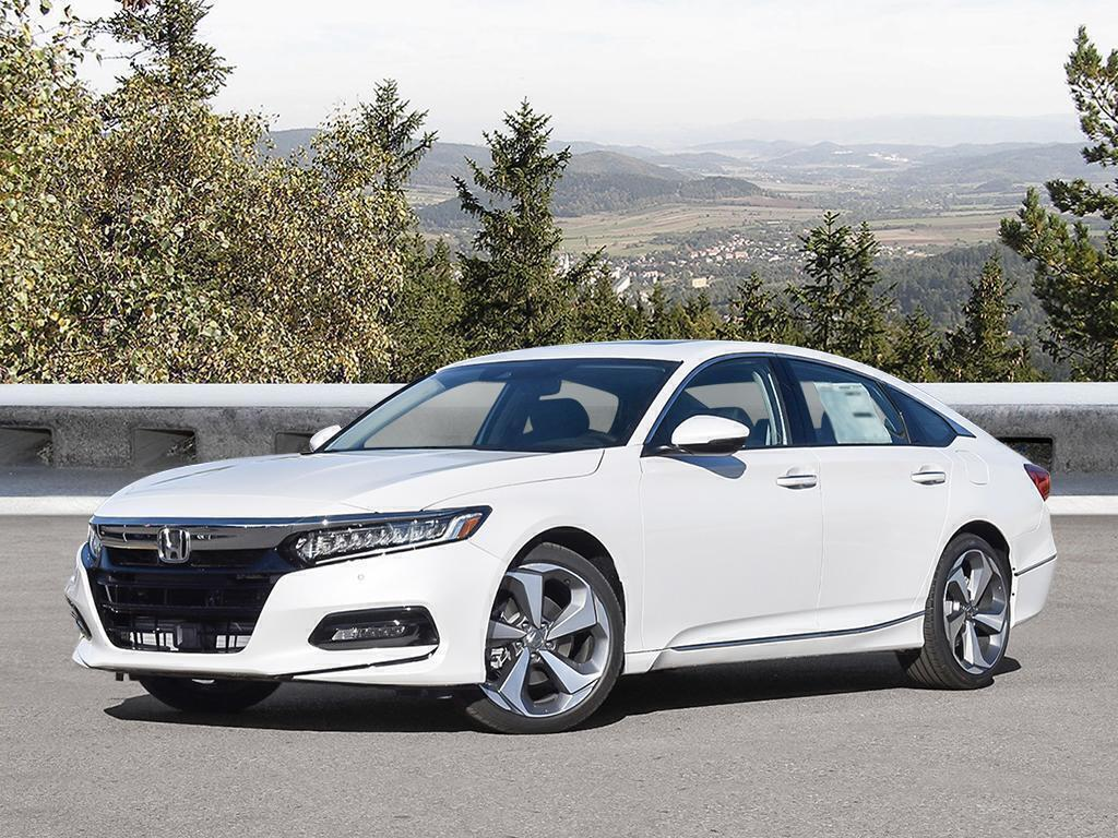 New 2020 Honda Accord Sedan Touring CVT