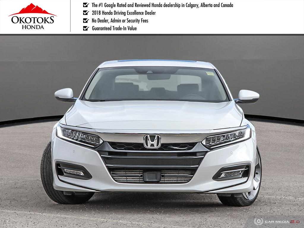 Used 2018 Honda Accord Sedan 1.5T Touring CVT