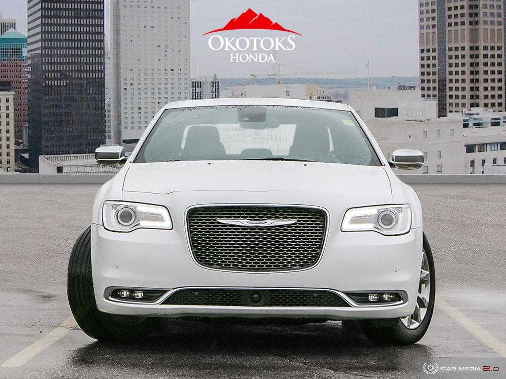 Pre-Owned 2015 Chrysler 300 c Platinum AWD