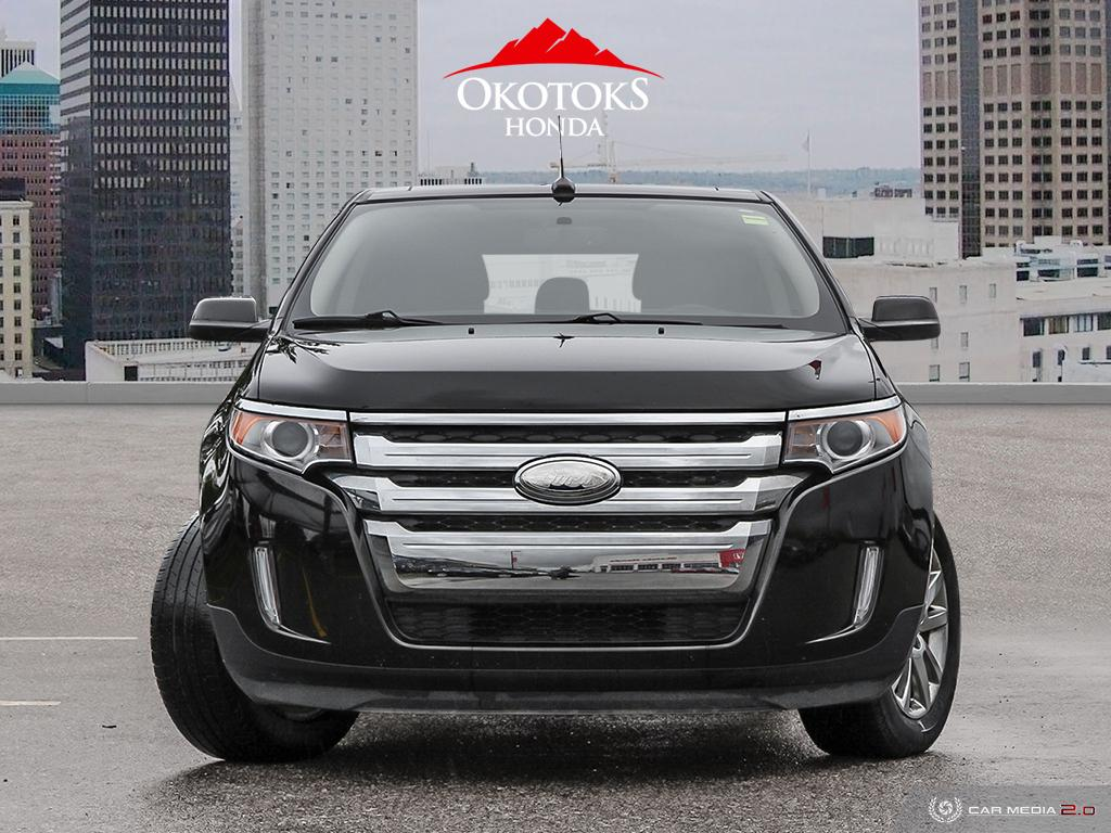 Pre-Owned 2013 Ford Edge SEL 4D Utility AWD