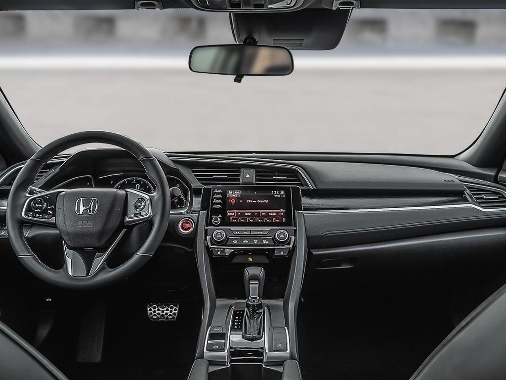 New 2020 Honda Civic Sedan LX 6MT