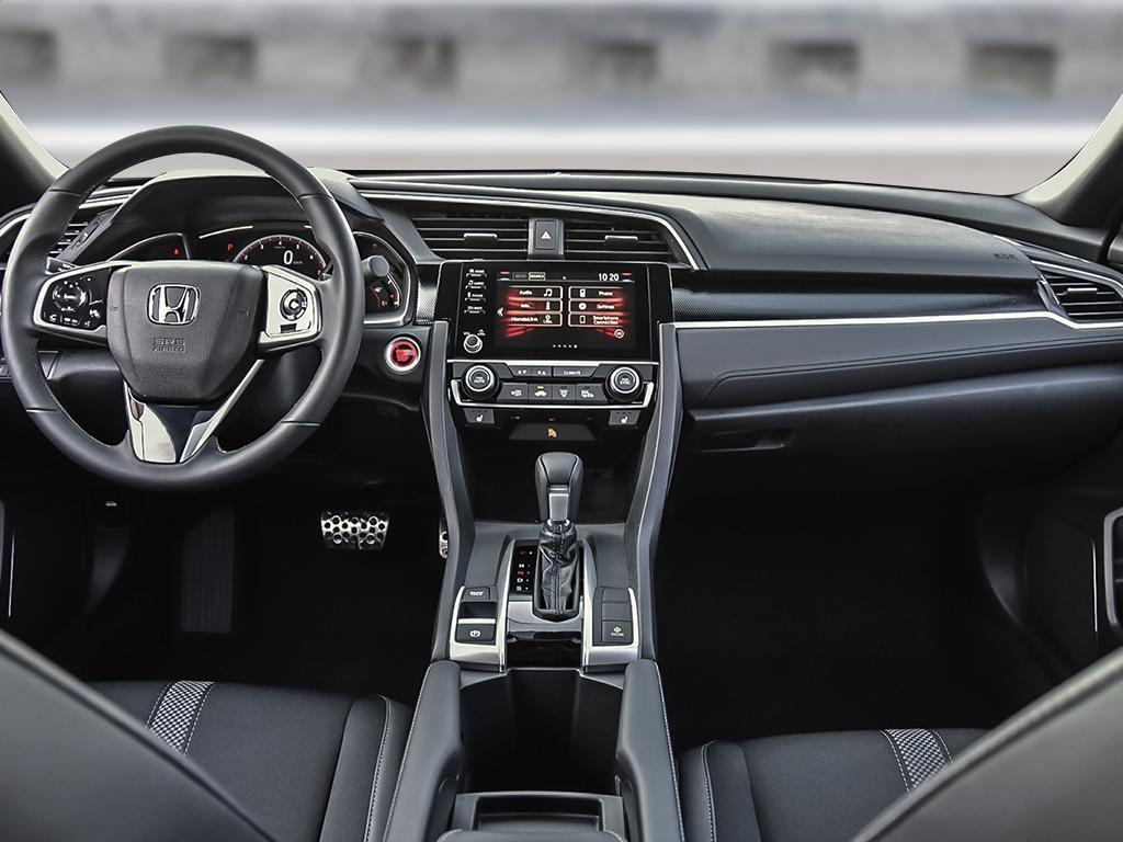 New 2020 Honda Civic Sedan Touring CVT