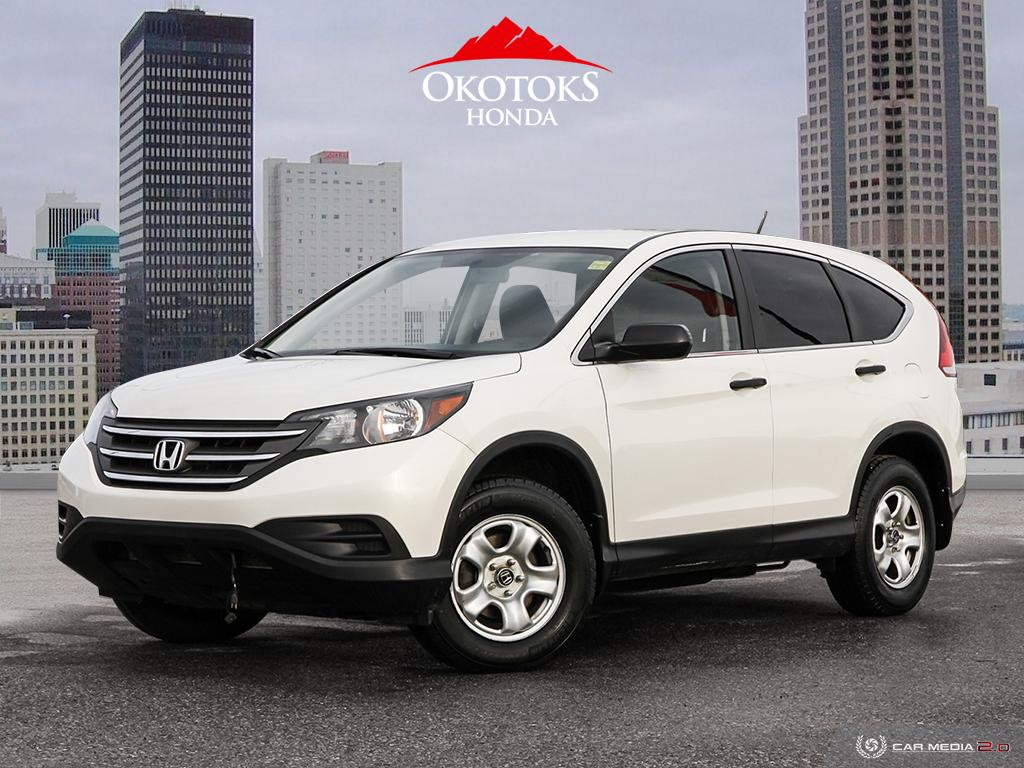 Pre-Owned 2014 Honda CR-V LX AWD
