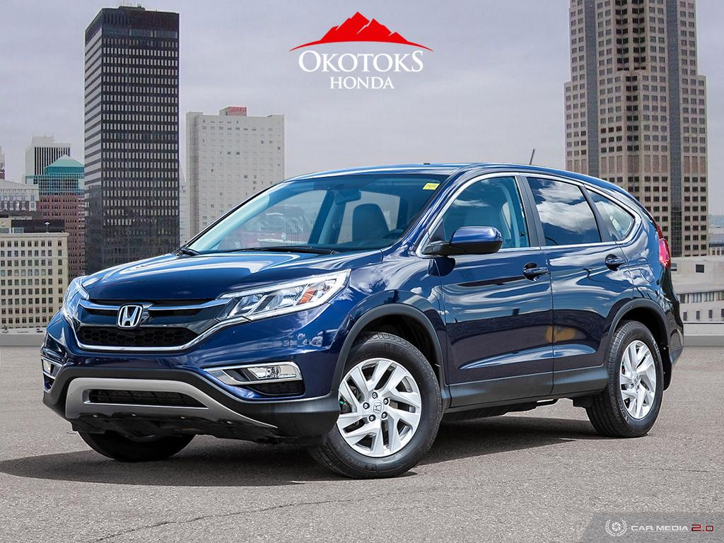 Certified Pre-Owned 2015 Honda CR-V EX-L AWD
