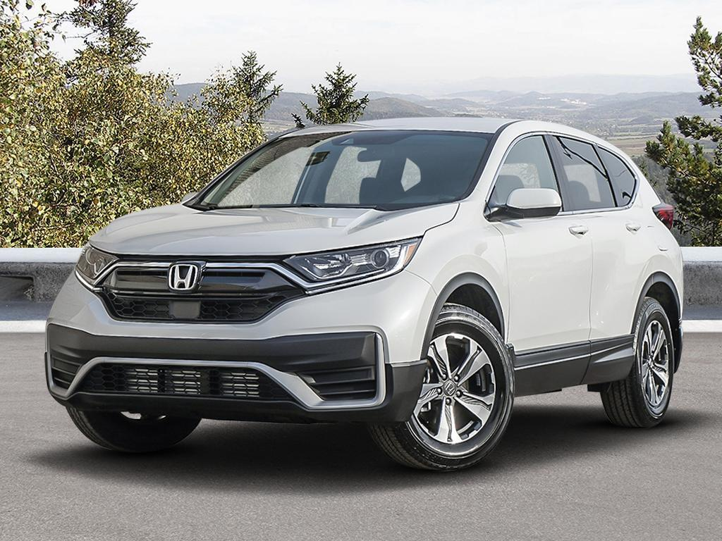 New 2020 Honda CR-V LX 4WD