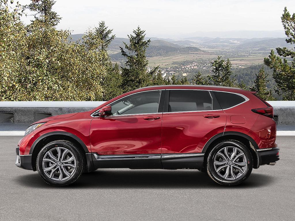 New 2020 Honda CR-V Touring 4WD
