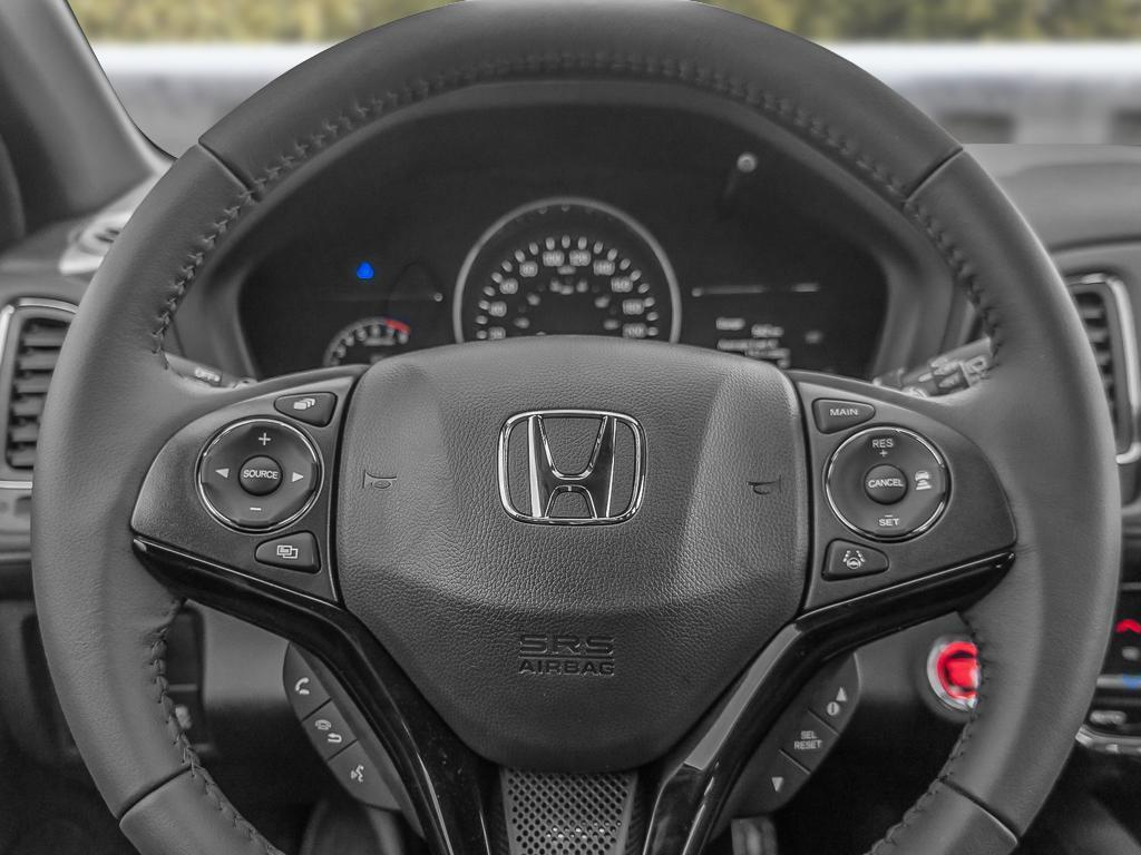 New 2020 Honda HR-V Sport 4WD