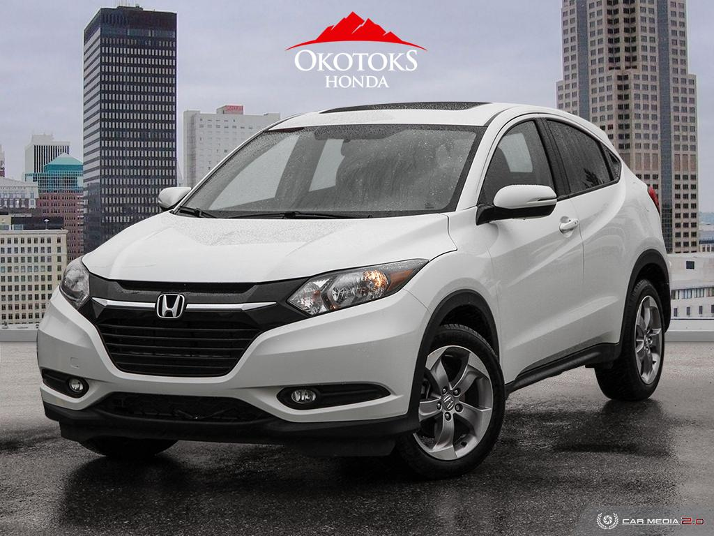 Certified Pre-Owned 2018 Honda HR-V EX 4WD CVT