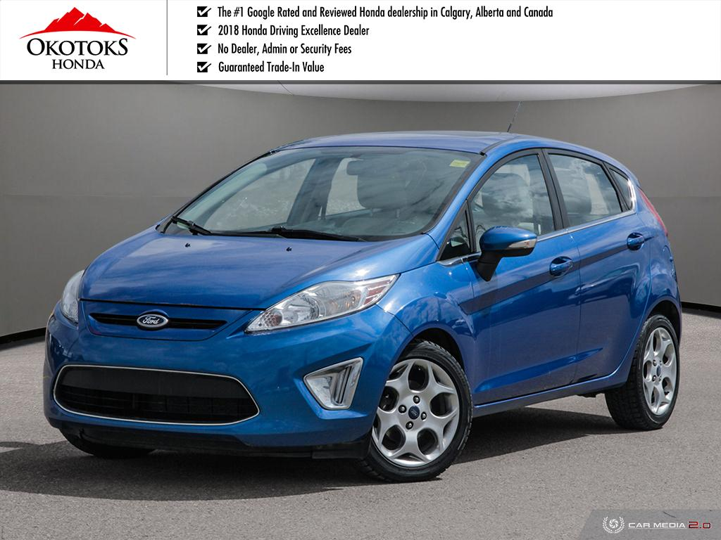 Used 2011 Ford Fiesta SES 4D Hatchback