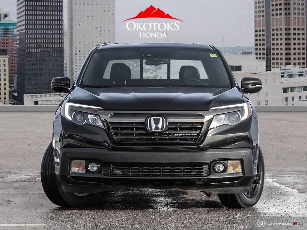 Pre-Owned 2017 Honda Ridgeline V6 Black Edition AWD
