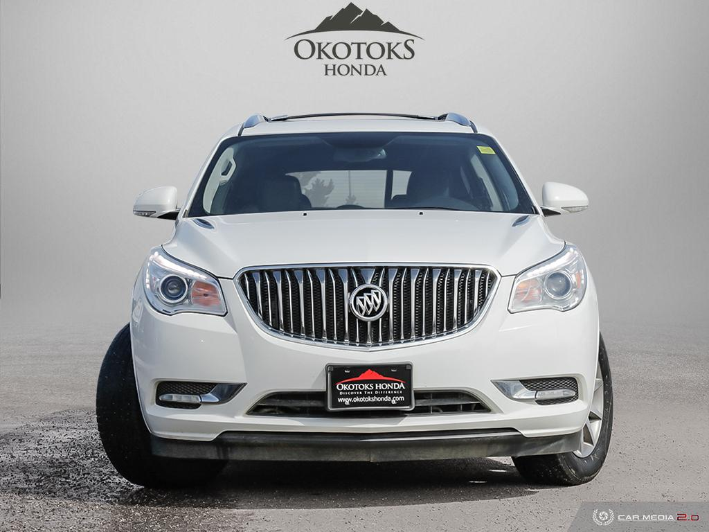 Used 2016 Buick Enclave AWD Leather