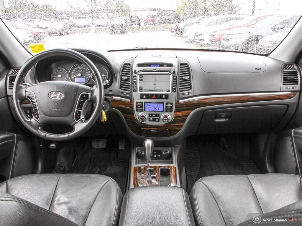 Pre-Owned 2010 Hyundai Santa Fe Ltd 3.5L w Navi V6 AWD at