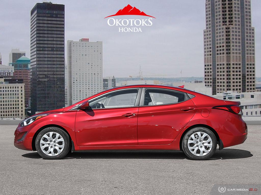 Pre-Owned 2015 Hyundai Elantra GL at