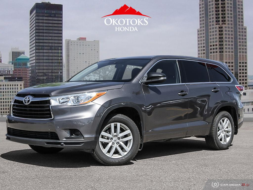 Pre-Owned 2014 Toyota Highlander LE AWD