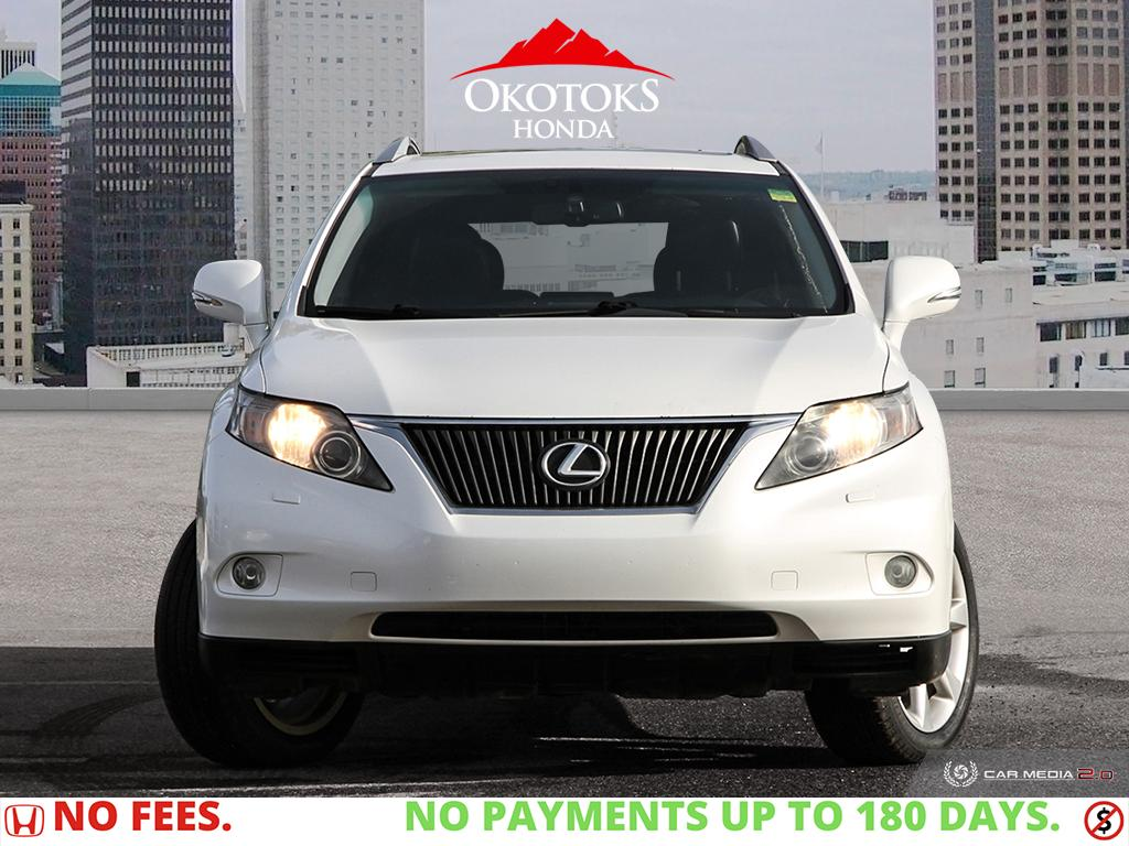 Pre-Owned 2011 Lexus RX350 6A
