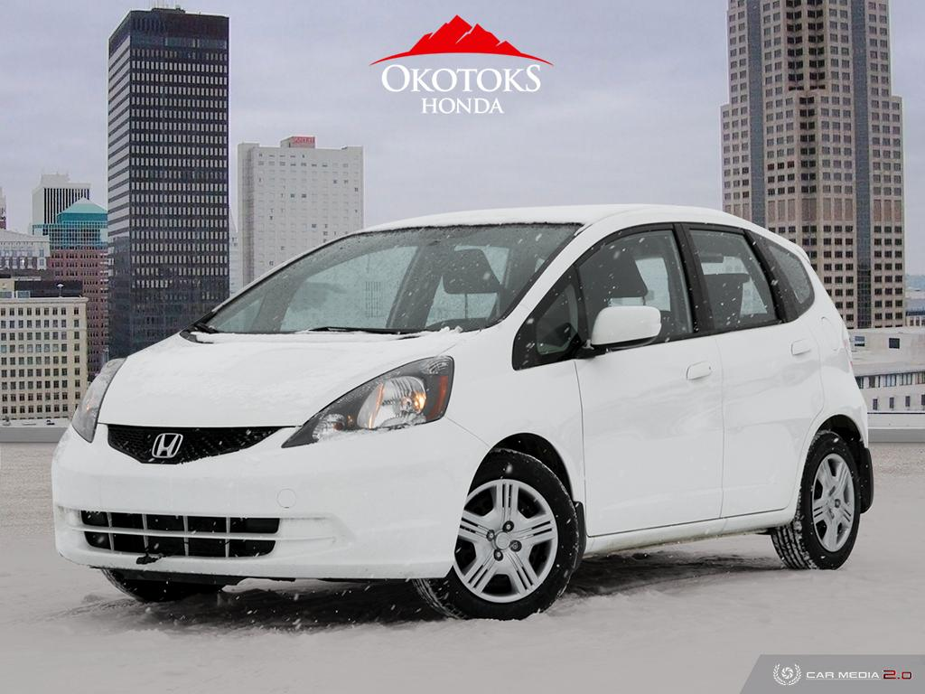 Pre-Owned 2014 Honda Fit LX 5AT