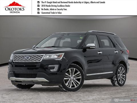 Used 2016 Ford Explorer Platinum