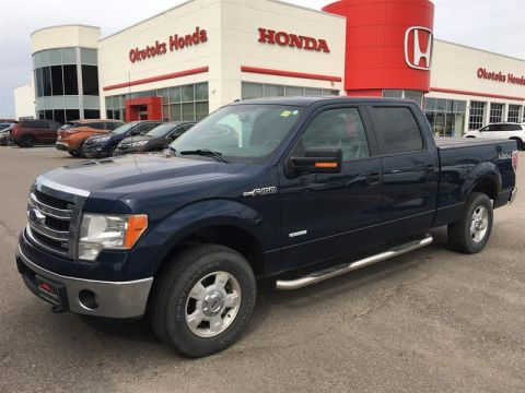 Pre-Owned 2014 Ford F150 4x4 - Supercrew XLT- 145 WB