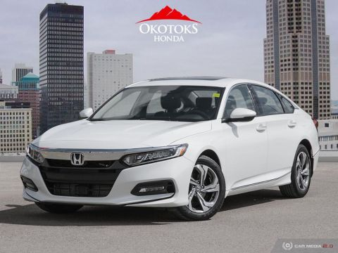 Used 2018 Honda Accord Sedan 1.5T EXL-HS CVT