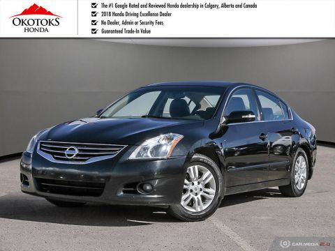 Used 2010 Nissan Altima Sedan 2.5 S CVT