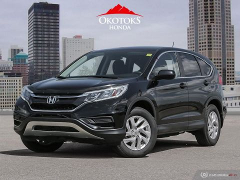 Certified Pre-Owned 2015 Honda CR-V SE AWD