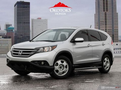 Pre-Owned 2012 Honda CRV EX-L 4WD at