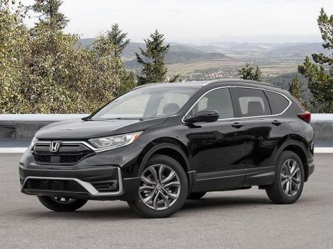 New 2020 Honda CR-V Sport 4WD