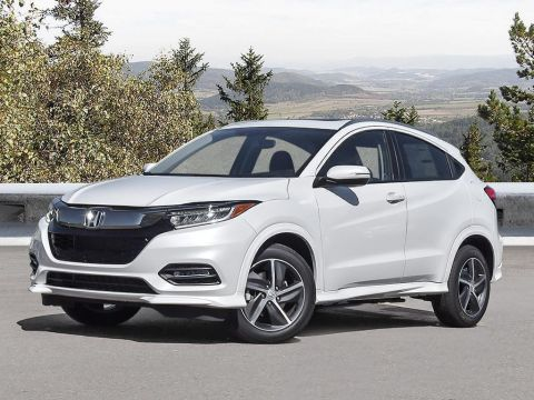 New 2020 Honda HR-V LX 4WD