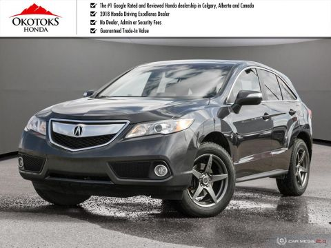 Used 2013 Acura RDX Tech Package 6sp at