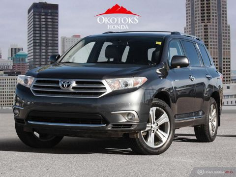 Pre-Owned 2011 Toyota Highlander 4WD V6 LTD 5A