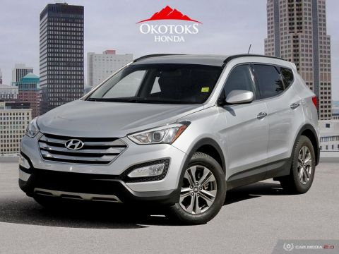 Pre-Owned 2016 Hyundai Santa Fe Sport AWD 2.4L Luxury