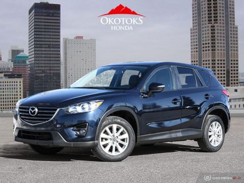 Pre-Owned 2016 Mazda CX-5 GT AWD at