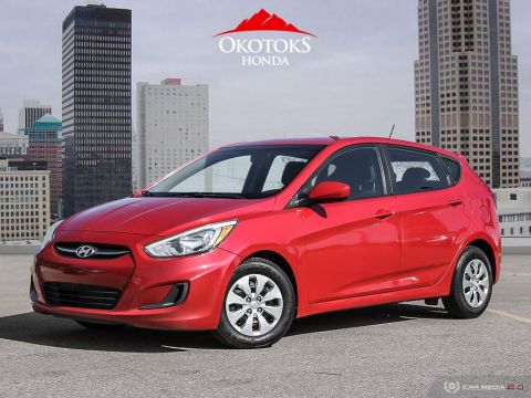 Pre-Owned 2015 Hyundai Accent 4Dr GL at