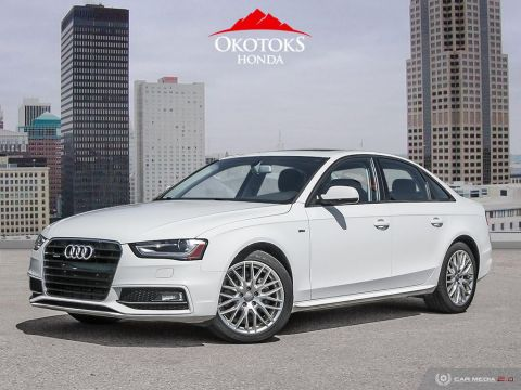 Pre-Owned 2015 Audi A4 2.0T Komfort quattro 8sp Tiptronic